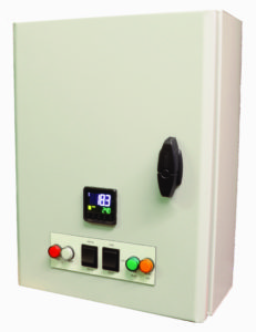 electric heater battery controller